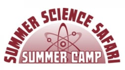 The Summer Science Safari Camp Logo