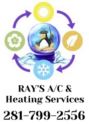 Ray's A/C & Heating Services Logo