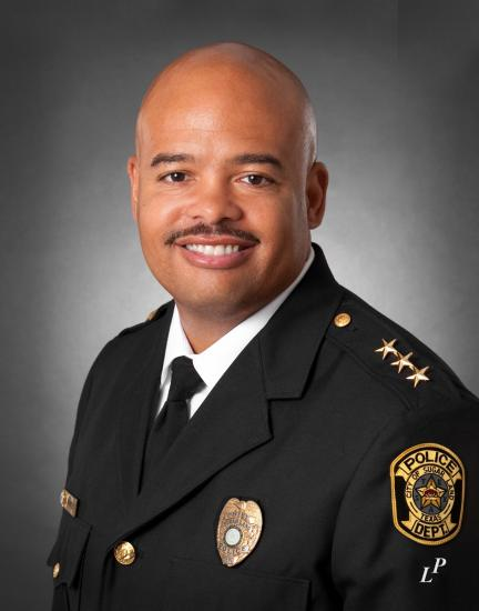 Police Chief Promoted To Assistant City Manager