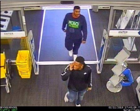 Do You Know These Suspects?